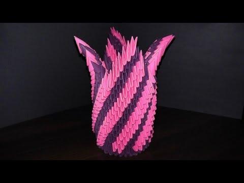 Ваза для цветов видео