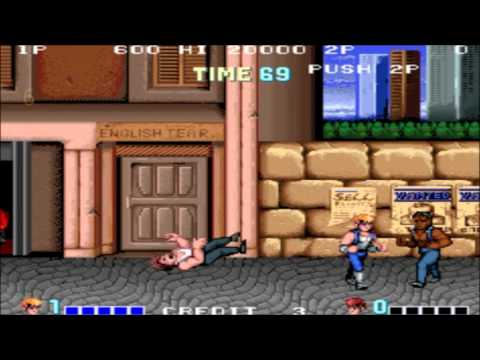 Top 20 ARCADE beat em up