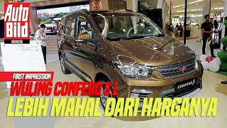 Download Video Wuling Confero S L | First Impression | Auto Bild Indonesia MP3 3GP MP4
