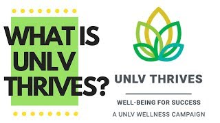 UNLV Thrives