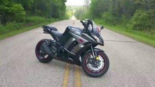 5. 2012 Kawasaki Ninja 1000 Update!