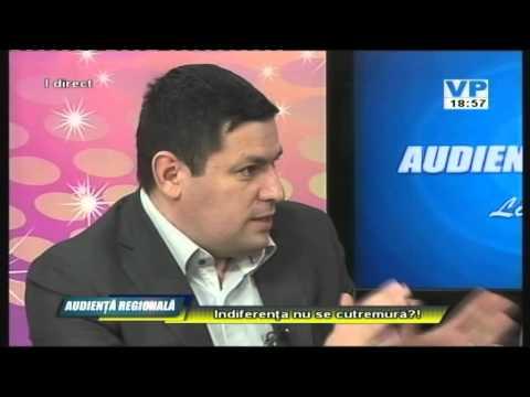 Emisiunea Audienta Regionala – 18 martie 2015