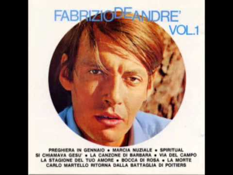 , title : 'Fabrizio De André - La Stagione del Tuo Amore'