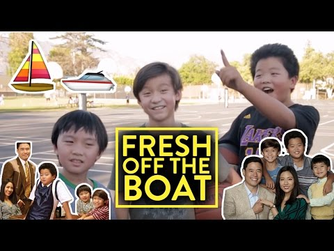 FRESH OFF THE BOAT KIDS - AZN EXPERIENCE | Fung Bros