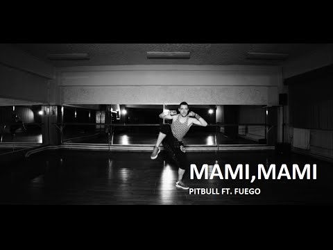 Pitbull Feat. Fuego - Mami Mami - Zumba Toning by Claudiu Gutu