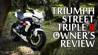 4. 2013 Triumph Street Triple R - Owner's Review