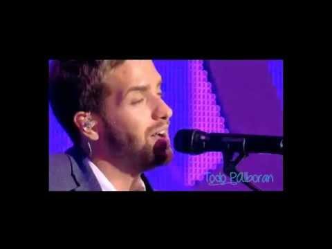 Pablo Alborán - EL BESO - Gala Premios Cadena Dial 2012