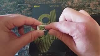 BLU VIVO 8L - SIM Card/SD Card Installation Guide