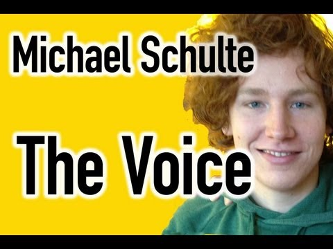The Voice – Michael Schulte: Tinnitus!..Gotye – Somebody That I Used To Know – Michael Schulte