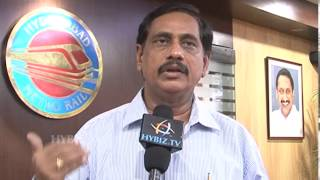 NVS Reddy Speaks about hyderabad metro rail
