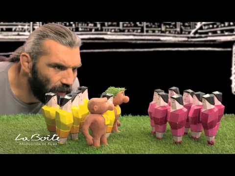 Sébastien Chabal on the role of a prop