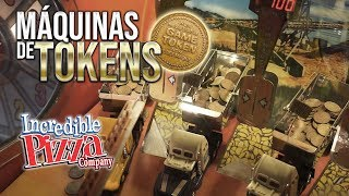 Video Jugando Máquinas de Tokens en Incredible Pizza - Rapidín en el Arcade MP3, 3GP, MP4, WEBM, AVI, FLV Juni 2019