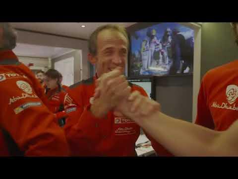 Loeb conquistó su 79° victoria