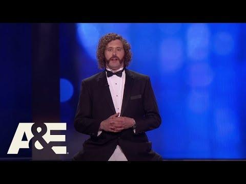 Host T.J. Miller Opens the Show | 22nd Annual Critics' Choice Awards | A&E