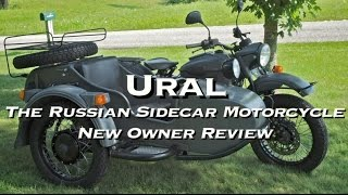 9. URAL - New Owner Review of 2012