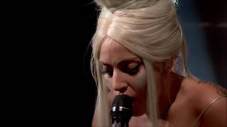 Lady GaGa - You And I (The Jonathan Ross Show 2011)