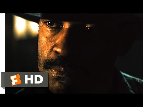 The Magnificent Seven (2016) - Money for Blood Scene (1/10)   Movieclips