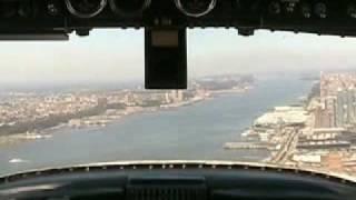 VFR Flight Up The Hudson Corridor At 950 Feet