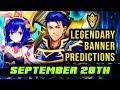 Fire Emblem Heroes - Legendary Banner Prediction for September 28 !!