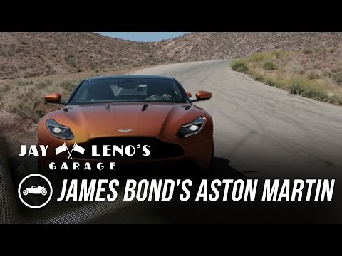 Jay Leno Test Drives James Bond  s 2017 Aston