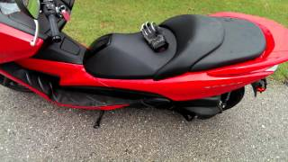 1. Honda forza 300cc 2014  bike review