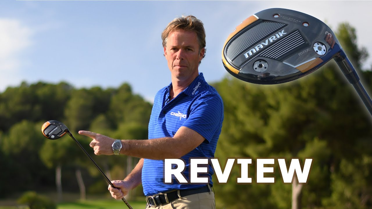Callaway Mavrik Fairway woods, are they really that long?