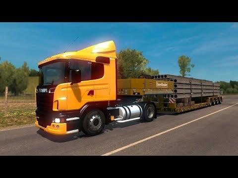 Scania G440 6x4/4x2 v1.0