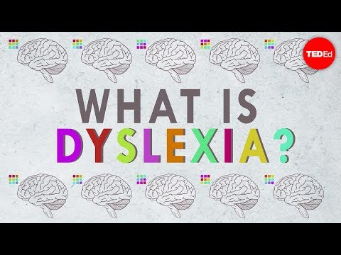 What is dyslexia? - Kelli Sandman-Hurley