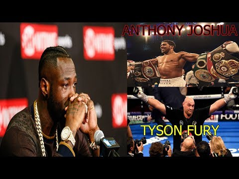 (exclusive Interview) Deontay Wilder Talks Hearn's New Offer, Fury Duck & Joshua Next !