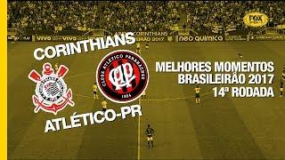 Siga - http://twitter.com/sovideoemhdCurta - http://facebook.com/sovideoemhdCAMPEONATO BRASILEIRO 201714ª RodadaArena Corinthians, São Paulo, SP