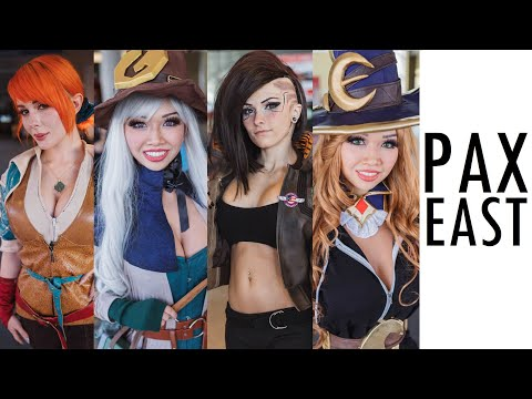 This Is Pax East 2020 Boston Comic Con Cosplay Music Video