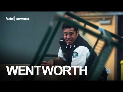 Wentworth Season 6 Episode 4 Clip: Will Freaks Out | Foxtel