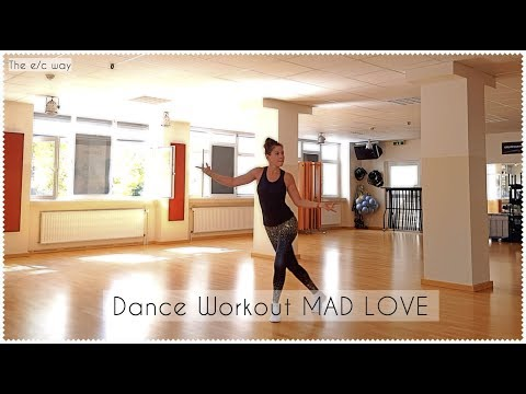 Dance Workout MAD LOVE – Tanz Dich Fit! (3:20 Min) // The E/c Way – Dein Fitnessblog