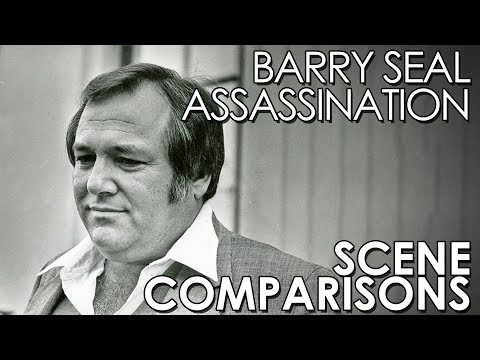 Barry Seal Assassination - Scene Comparisons