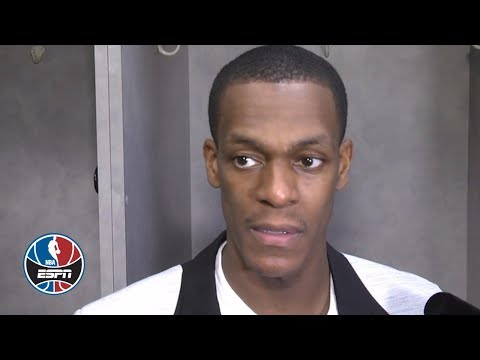 Video: Rajon Rondo on Lakers' win vs. Warriors, LeBron's injury | NBA on ESPN