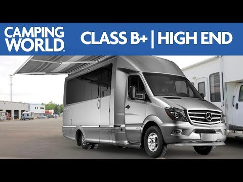 2019 Airstream Atlas | Class B+ Motorhome - Rv Review: Camping World