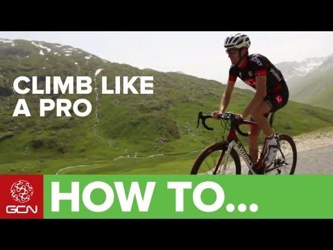 Climb Like a Pro – Tips On Cycling Up Hills