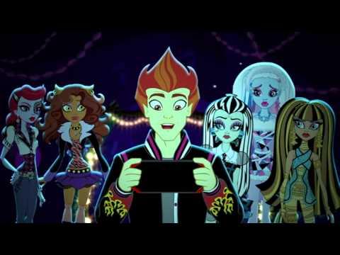 Monster High - Večírek neumírá