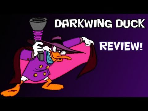 preview-Darkwing Duck Review