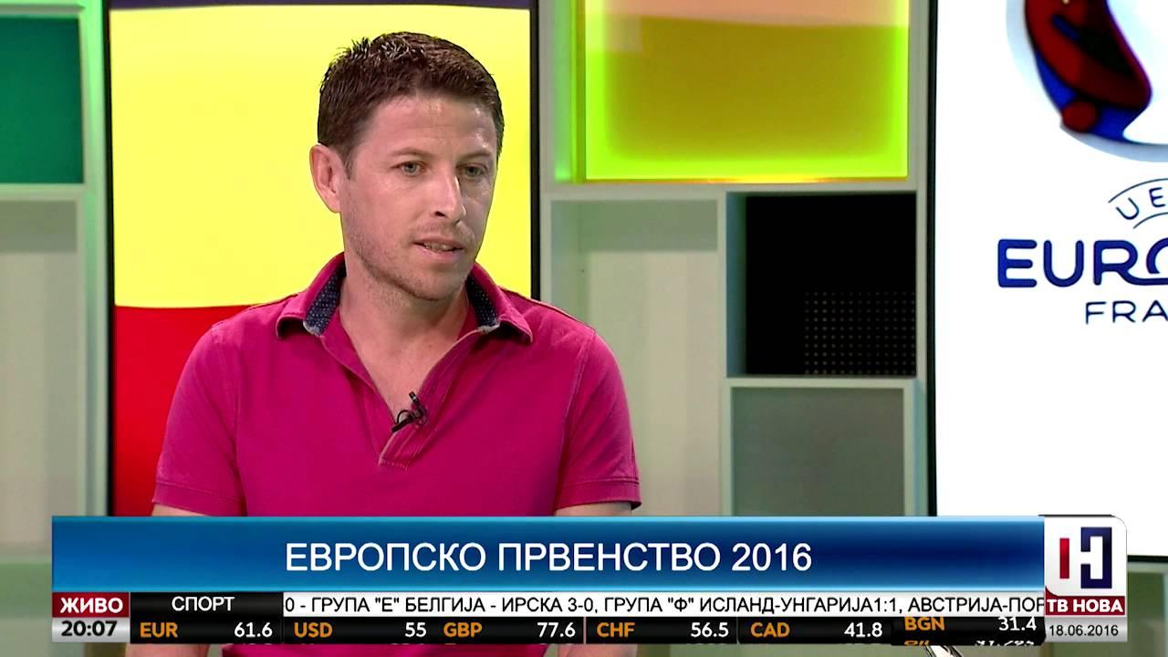 Срѓан Захариевски – Европско првенство