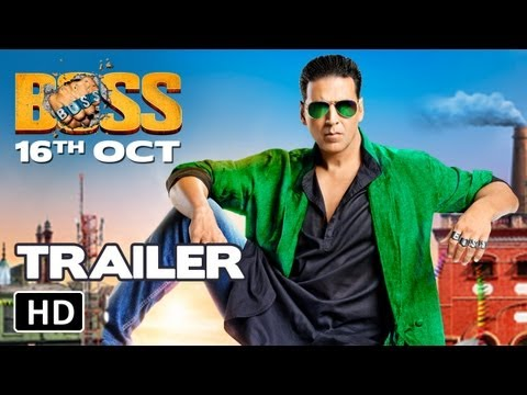 boss - Here's presenting the faadu, action-packed trailer of the most TODU movie of the year,