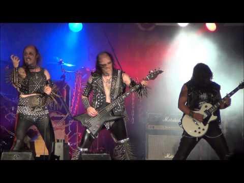 Nifelheim - Tormentor (Tormentor Cover) & The Final Slaughter Live @ Muskelrock 2013