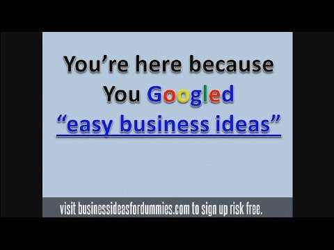Easy business ideas to start from home in 2014