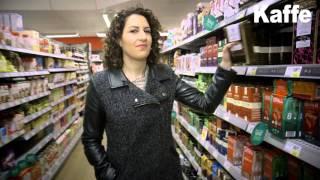 Lär dig ord och fraser för att handla mat i en mataffär. Learn how to shop groceries in Swedish.
