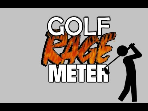 Golf RAGE Meter with Mini Ladd, Moo Snuckel, I_AM_WILDCAT, & More!