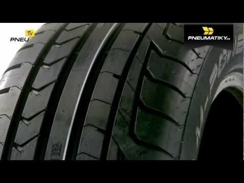 Youtube Marangoni M-Power 235/35 ZR19 91 Y XL Letní