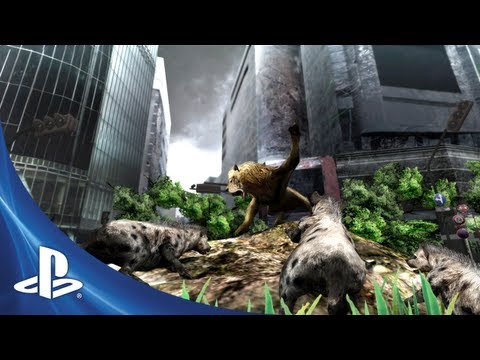 Tokyo Jungle Trailer