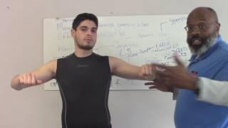 Jon's approach to training