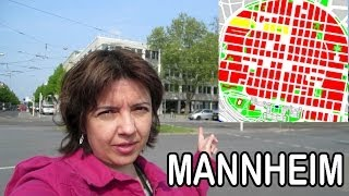 Mannheim Germany  city pictures gallery : Getting Around Mannheim, Germany