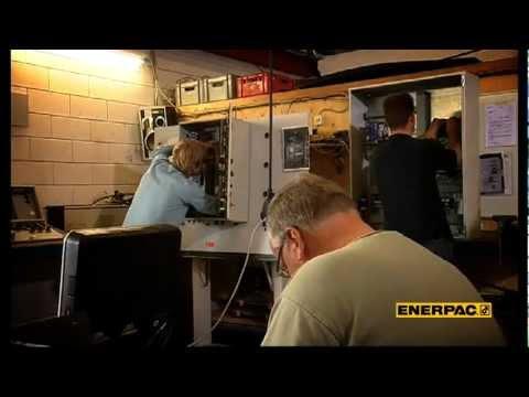 Enerpac - Dizanje teških tereta